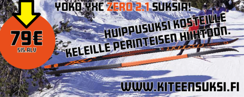 YOKO YXC Optigrip 2.1 Race (183-203 cm) - Outlet