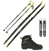 Karhu Eagle Optigrip ski set with boots and poles